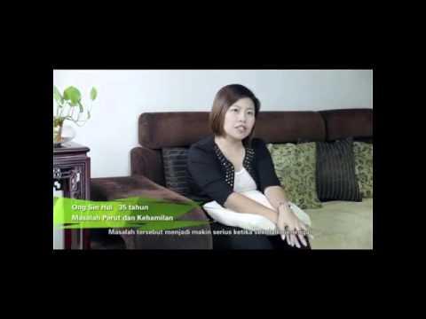 Testimoni Spirulina Organik: Ong Shi Hui (Masalah Perut)