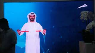 At Gitex Technology week: Dubai RTA STAND