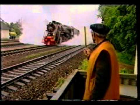 """Фильм о туристическом поезде """"Балтийский экспресс"""" - 1ч."""