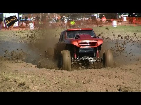 2015 Extreme ORV Expo Mud Runs