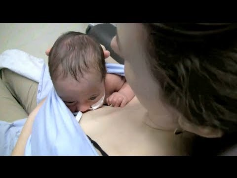 Benefits of kangaroo care for you & your baby