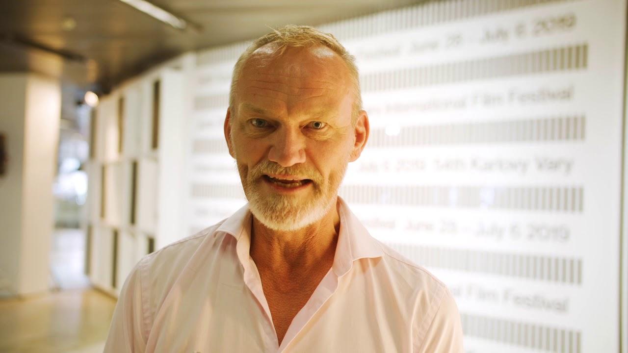 Ingvar Sigurðsson, actor, A White, White Day - YouTube