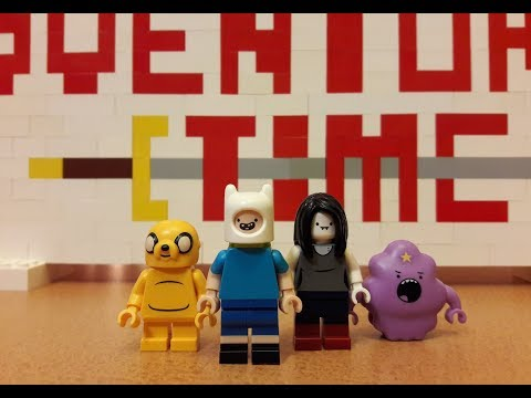 Lego Minifig Collection: Adventure Time