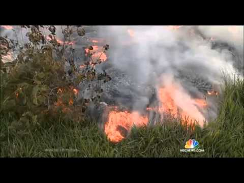 Oct 27, 2014 | Hawaii Puna Lava Flow: Some Locals to Evacuate by Oct 28th, Leading Edge Near Pahoa