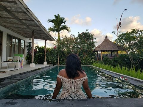 My Own Private Villa in Bali