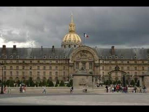 Paris - Hôtel des Invalides -  The Church Invalides, Napoleon's Tomb - Tomba di Napoleone
