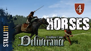 ►Kingdom Come: Deliverance | Horses and the Horse Riding Mechanic