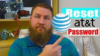 How to reset your ATT email password