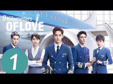 Cinta Sembilan Kilometer Ep.01 | 九千米爱情 | WeTV 【INDO SUB】