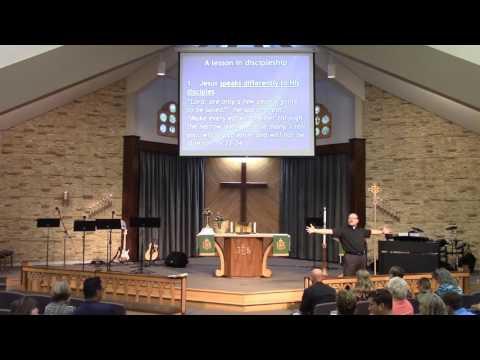 8/21/16 Sermon: If it was easy... - Jonathan Dinger