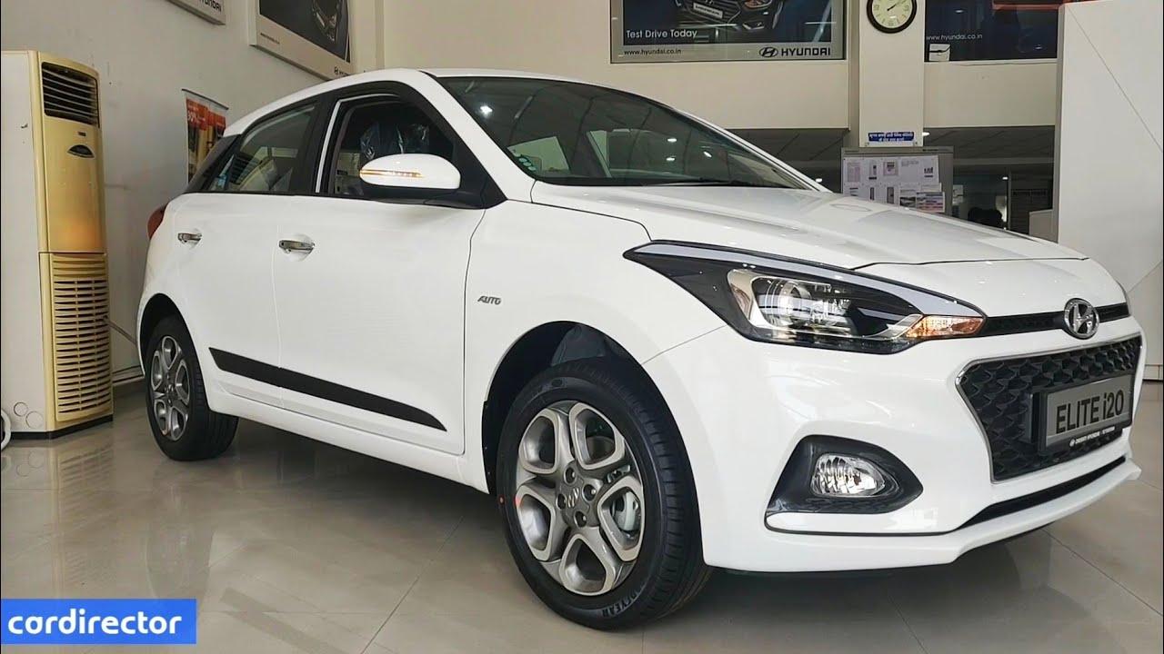 Hyundai Elite I20 Asta O Automatic 2019 Elite I20 2019 Interior Exterior Real Life Review Youtube