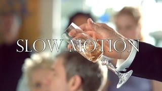 Slow motion in film