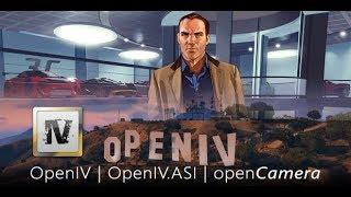 Hoe te installeren Open iv 2.9.2 en hoe deze te gebruiken (Volledige installatie) l GTA V l 2018[VEROUDERD]