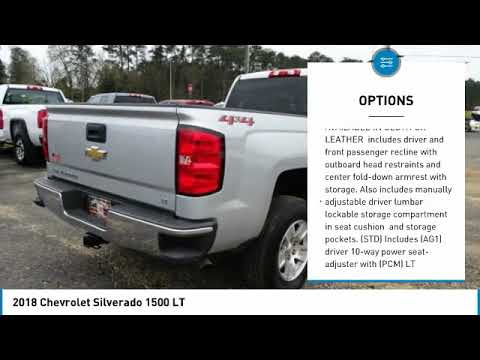 2018 Chevrolet Silverado 1500 Sullivan Motors - Collins, MS 166010