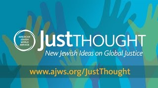 Just Thought - New Jewish Ideas on Global Justice