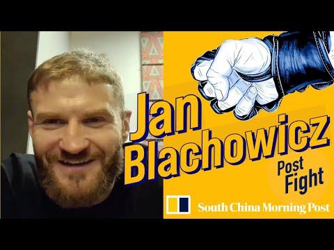 Jan Blachowicz envisions early headkick KO over Israel Adesanya   SCMP MMA