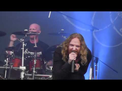 Dark Tranquillity - The Mundane and the Magic FULL HD (Live at Metalfest, Poland 2012)