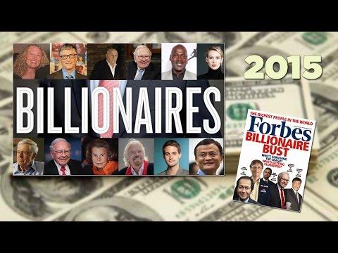 Billionaires 2015 - Forbes