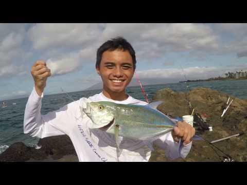 Hawaii Fishing Episode 1: Dunking