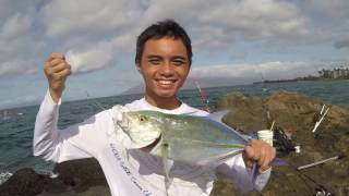 Hawaii Fishing Episode 1: Dunking
