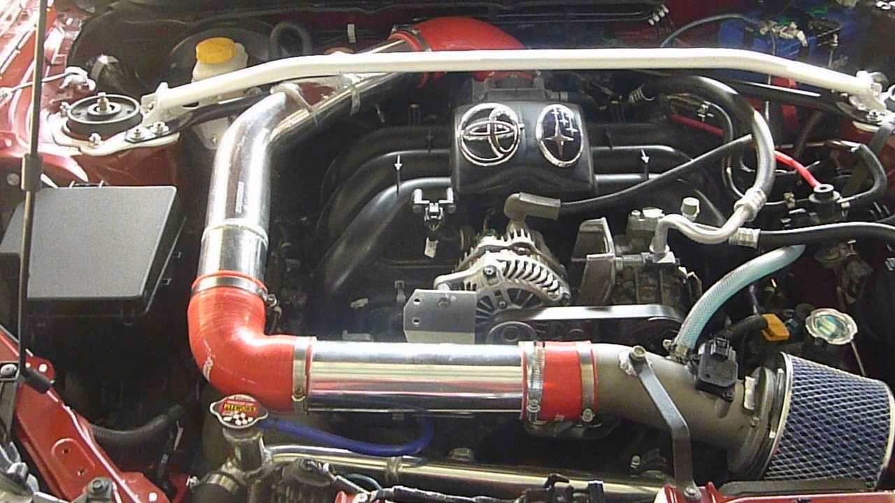 Brz Vs Wrx >> 86に水平対向6気筒エンジンを載せてみた。 - YouTube
