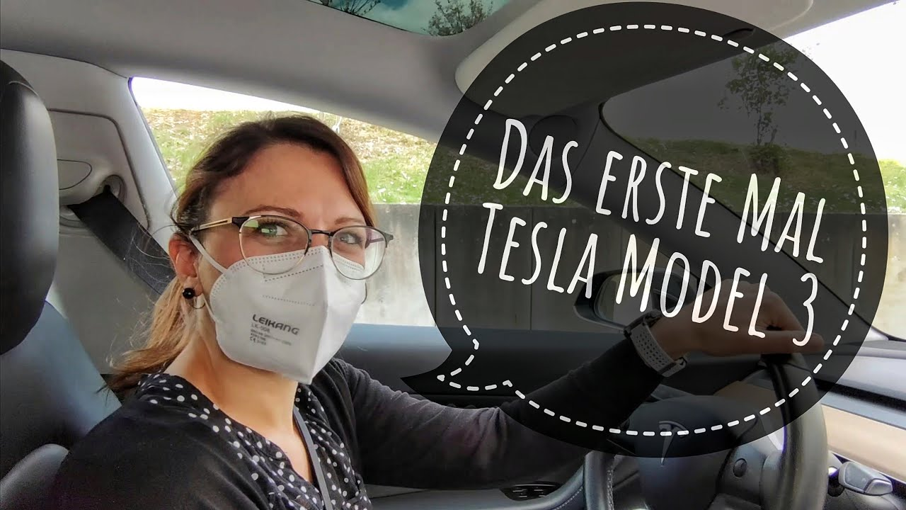 Download Das erste Mal Tesla Model 3, Heute mit Simone