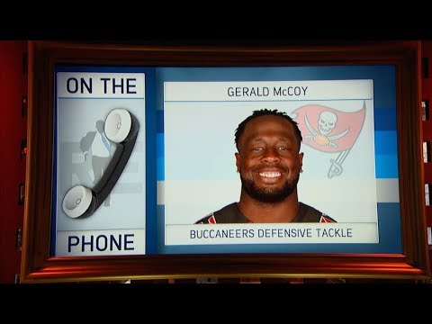 Tampa Bay Bucs DT Gerald McCoy Talks Buccaneers