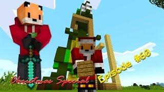 Minecraft Survival - Jack's Xmas T-Rex Part 2 [60]