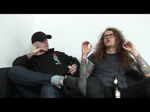 Miss May I - Being A Metalcore Band (OFFICIAL INTERVIEW)