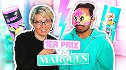 MARQUE VS SOUS MARQUE ?!