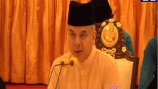 Kesal, Titah Dimanipulasi Demi Kepentingan Politik Tertentu:- Raja Dr. Nazrin Shah