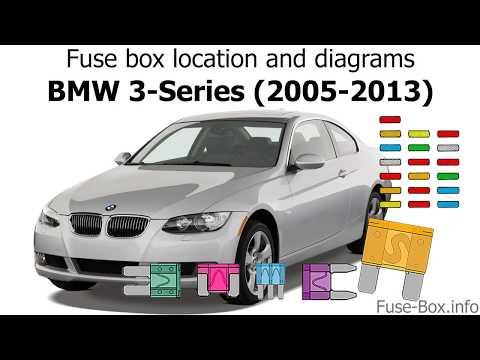 Fuse Box On A Bmw E46 | Wiring Diagram  Series Bmw Fuse Box on