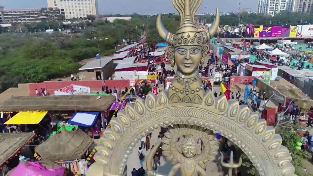 Surajkund International Crafts Mela - Eye Catch 360 View - Faridabad, Delhi