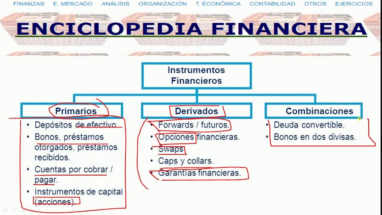 Diapositivas de instrumentos financieros ppt