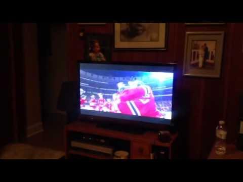Chicago Blackhawks 2015 NHL Champions - Zennie62