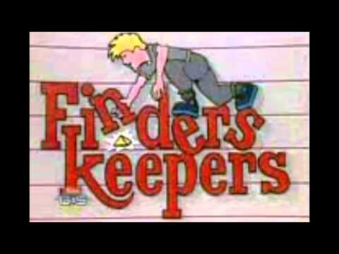 Finders Keepers Prize Theme