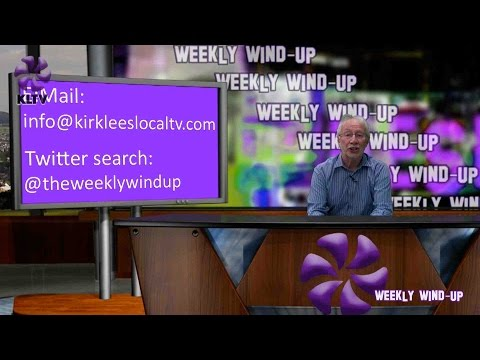 News Items - Weekly Wind Up 15  April 2016