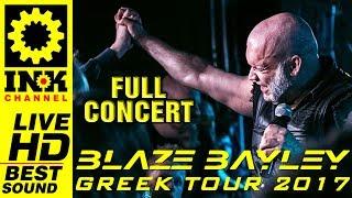 BLAZE BAYLEY - Full Concert [31/5/2017 Thessaloniki Greece]