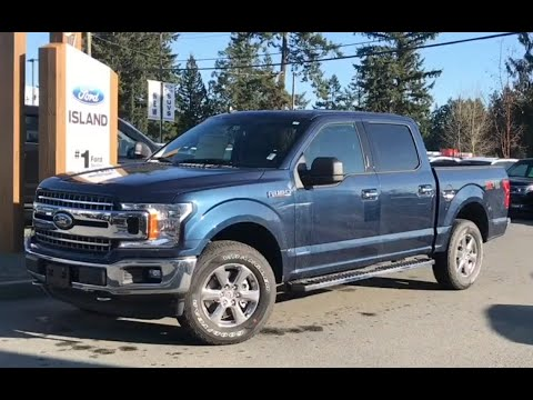 2020 Ford F-150 XLT XTR 300a 2.7L SuperCrew Review| Island Ford