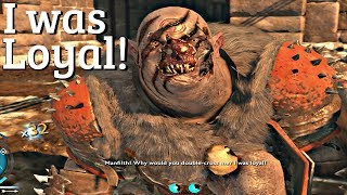 Shadow of War - What Happens When You Hit Your Followers