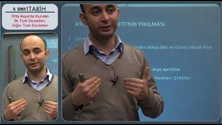 Orta Asya'da Kurulan İlk Türk Devletleri, Diğer Türk Devletleri - Tarih Konu Anlatımı