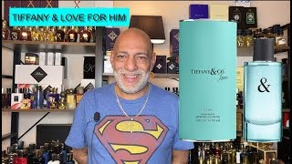 Tiffany & Co Tiffany & Love For Him REVIEW + GIVEAWAY (CLOSED)