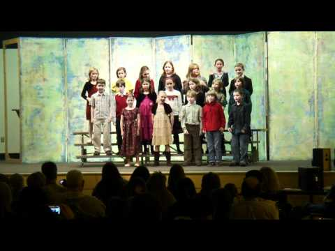 Girdwood School Christmas Musical - Part 2