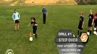 Soccer   Step Over