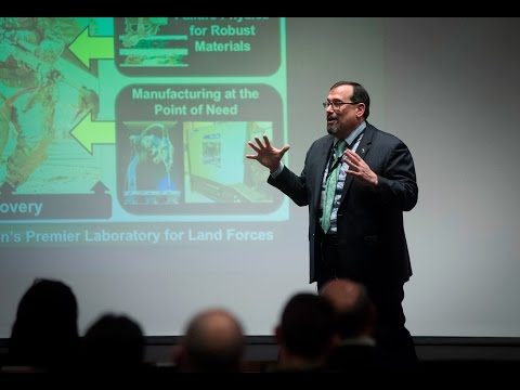Army laboratory shapes future research