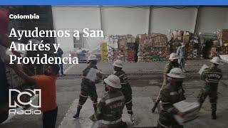 ¿Cómo ayudar a San Andrés y Providencia?