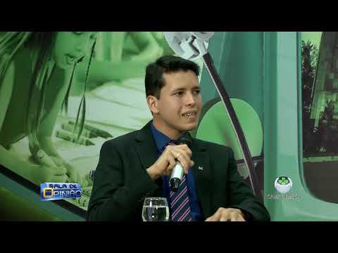 SALA DE OPINIÃO - DR. ÍTALO RODRIGUES FALA SOBRE O DIREITO PÚBLICO E SUA APLICABILIDADE NAS ELEIÇÕES