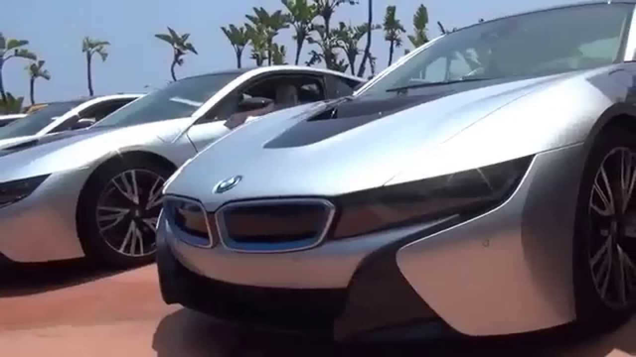 2014 Bmw I8 357 Hp 420 Lb Ft Torque From 135 700 In The Us Youtube