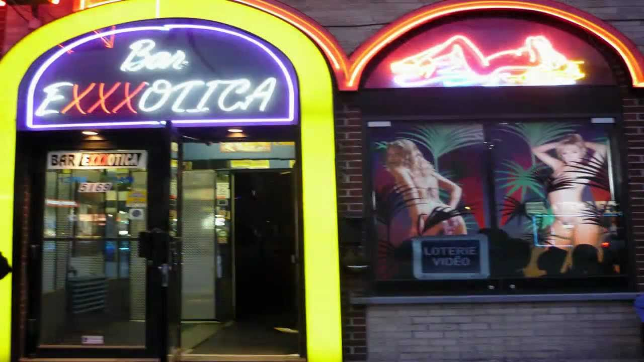 Strip Clubs In Montreal