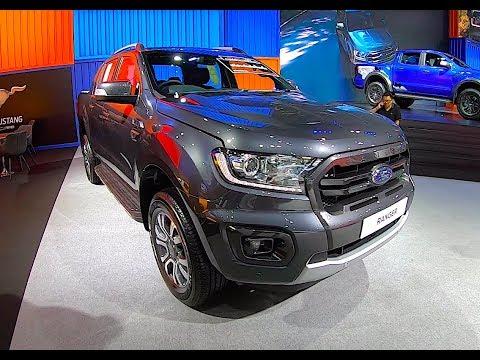 New 2020 Pickup Ford Ranger Wildtrak 2019